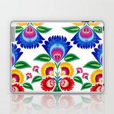 folk flower Laptop & iPad Skin