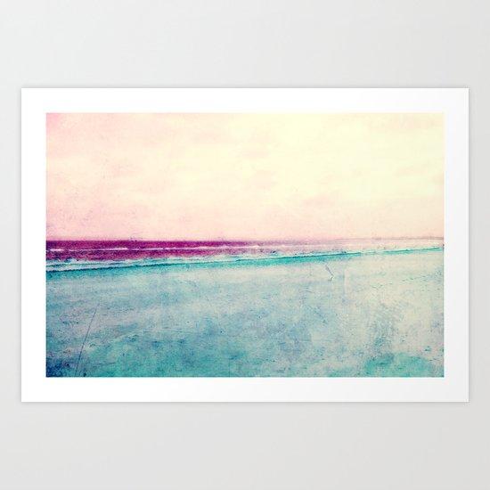 see impression Art Print