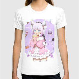 Miss Kobayashi's Dragon Maid T-shirt