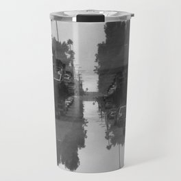 Landscapes (35mm Double Exposure) Travel Mug