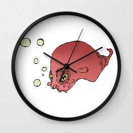 Paul Brontar Wall Clock