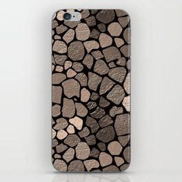 Stone texture 2 iPhone Skin