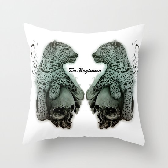 by Reeve Wong Throw Pillow