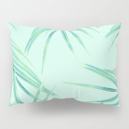 Summer Palm Leaves Dream #1 #tropical #decor #art #society6 Pillow Sham