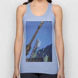 Hollywood Unisex Tank Top