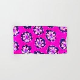 Pink Nevada Rose Hand & Bath Towel