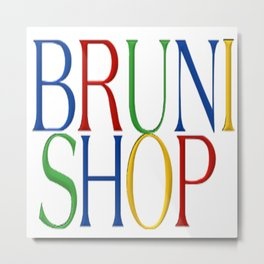Bruni Shop - 4 Metal Print