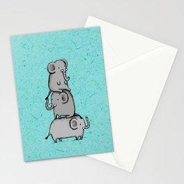 Elephant Totem Stationery Cards