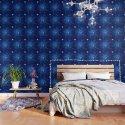 Vivid Blue gALaxY Stars by vintageby2sweet