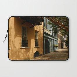 Charming Charleston Street Laptop Sleeve