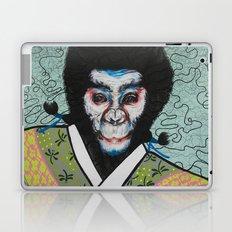 Kabuki face paint Laptop & iPad Skin