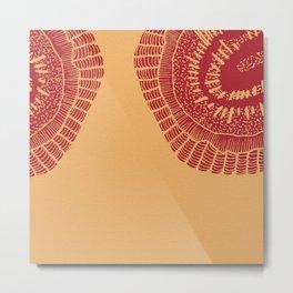 Nucleus Metal Print