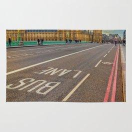 Big Ben Westminster Rug
