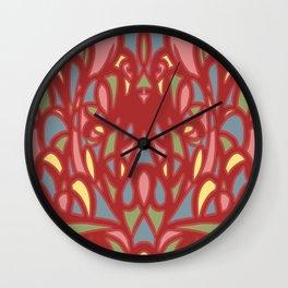 Moonfire Music Video - Image #3 Wall Clock