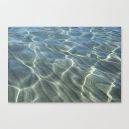 Electricityscape Canvas Print