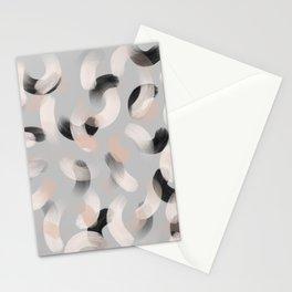La gouache Light grey Stationery Cards