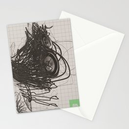 Abstruction Stationery Cards
