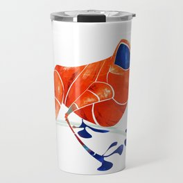 Poison Dart Frog Travel Mug
