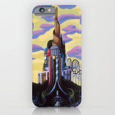 Our Monument To Each Pressing Memory iPhone 6s Slim Case