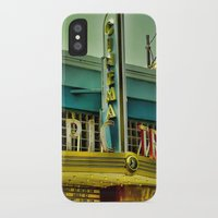 cinema iPhone & iPod Cases featuring Classic Cinema by AMKohls