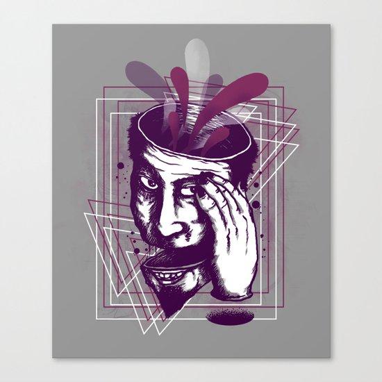 The Illusionist Canvas Print