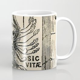 Sun dials and roses of yesterday Coffee Mug