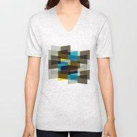 Aronde Pattern #03 Unisex V-Neck