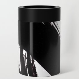 Abstract Wall art, Abstract Print, Black White Abstract Print, Black White Art, Minimalist Print, Ab Can Cooler