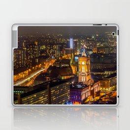 Berlin nights Laptop & iPad Skin