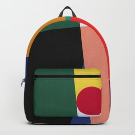Geometric Art X Backpack