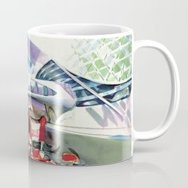 Formula One Series Coffee Mug