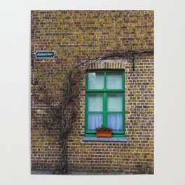 Window Framer Poster