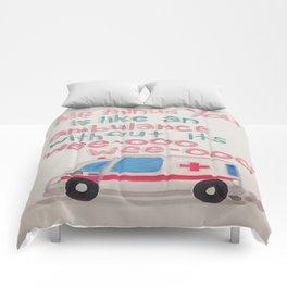 Wee-Ooo  Comforters