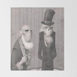 Isaiah and Bartholomew Throw Blanket
