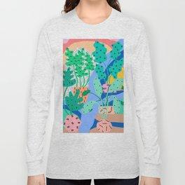 River Plants 2 Long Sleeve T-shirt