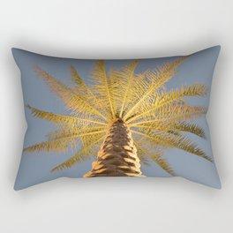 Night in Abu Dhabi  Rectangular Pillow