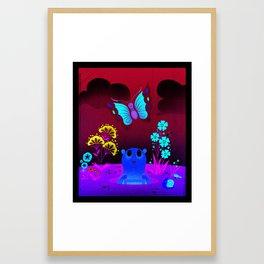 It Gets Better Framed Art Print