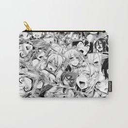 Manga ahegao Carry-All Pouch
