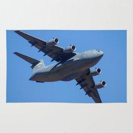 Avalon Airshow - C-17 Globemaster III Rug