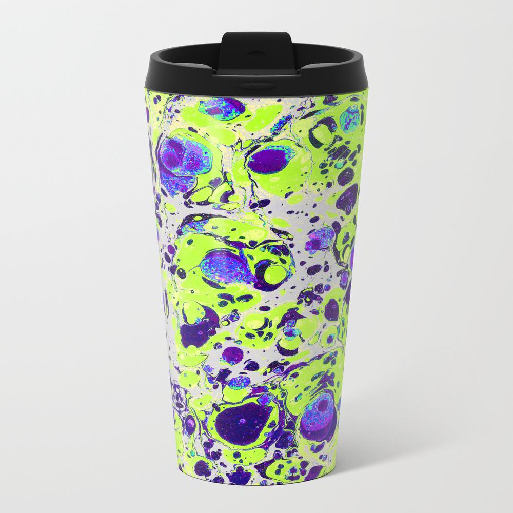 Toxicity Metal Travel Mug by Goosh MTM7862791