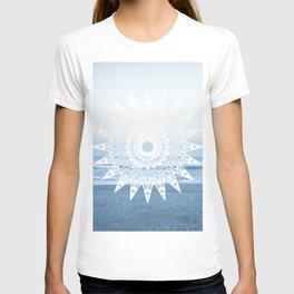 Surf mandala T-shirt