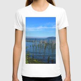 Columbia River Scene T-shirt