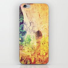Dreaming in Color (of Another World) iPhone & iPod Skin