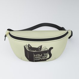 How To Train Your Human Fanny Pack