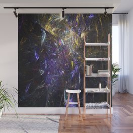 Wild Colours   (A7 B0128) Wall Mural