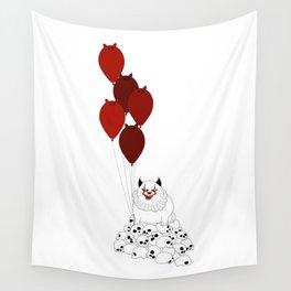 Cat IT Wall Tapestry
