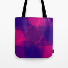Floral Cold Nature Background Tote Bag