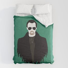 The Bitter End Comforters
