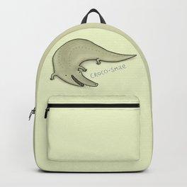 Croco-Smile Backpack