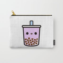 Love Heart - Bubble Tea Carry-All Pouch